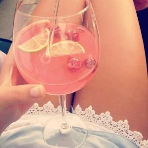 かわいいお酒