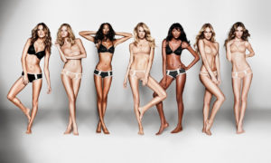 モデル体重