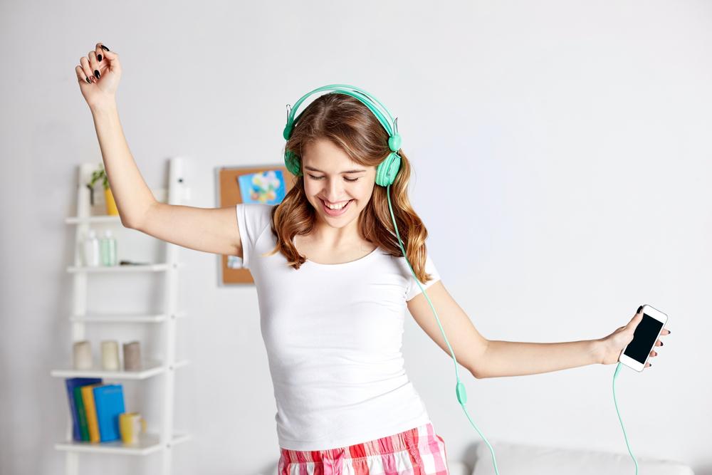 音楽は人を動かす
