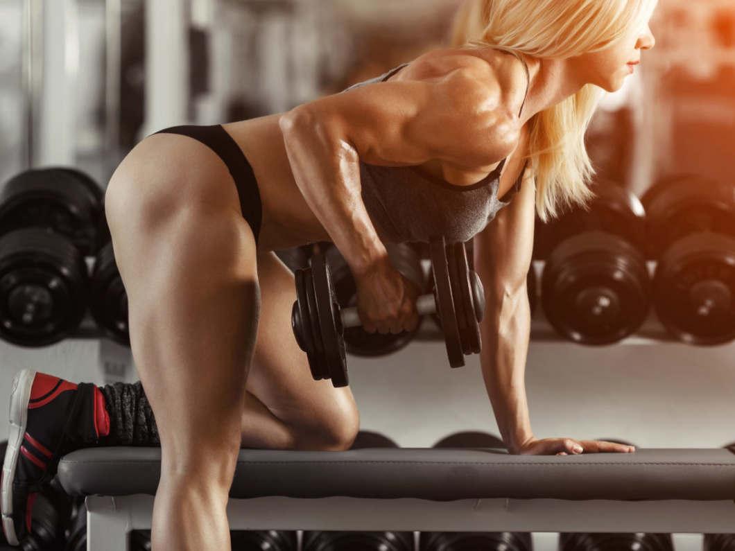 筋肉太りを解消したい