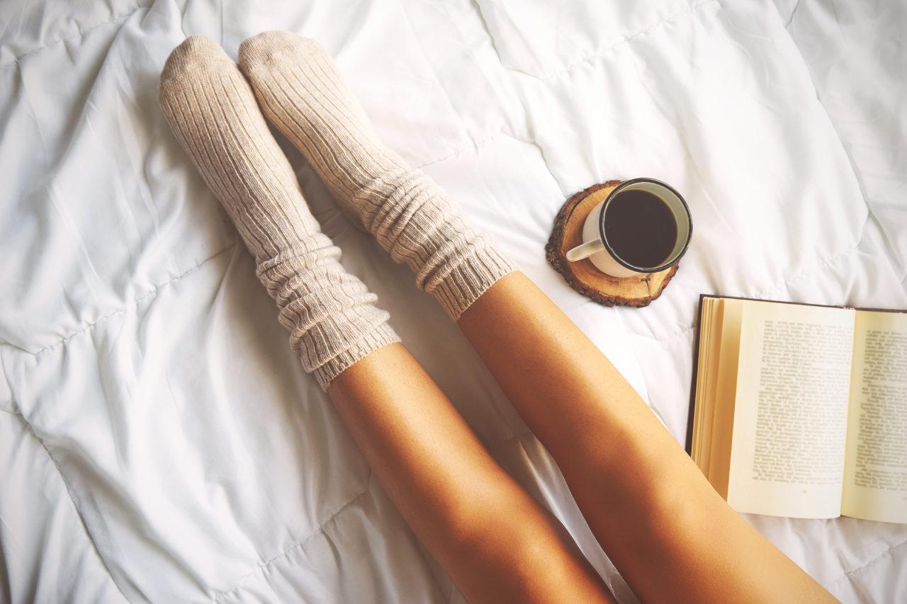 女性の脚やせ