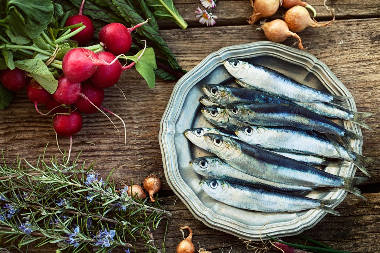青魚はダイエットの味方